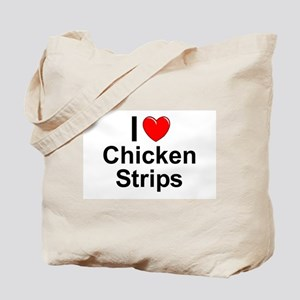 Chicken Strips Tote Bag