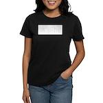 Leet Sheet Women's Dark T-Shirt