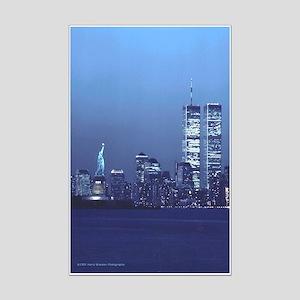 NYC Mini Poster Print
