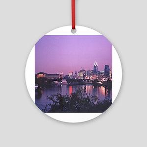 Philadelphia - 1986 Ornament (Round)