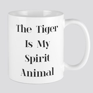 Tiger Spirit Mugs