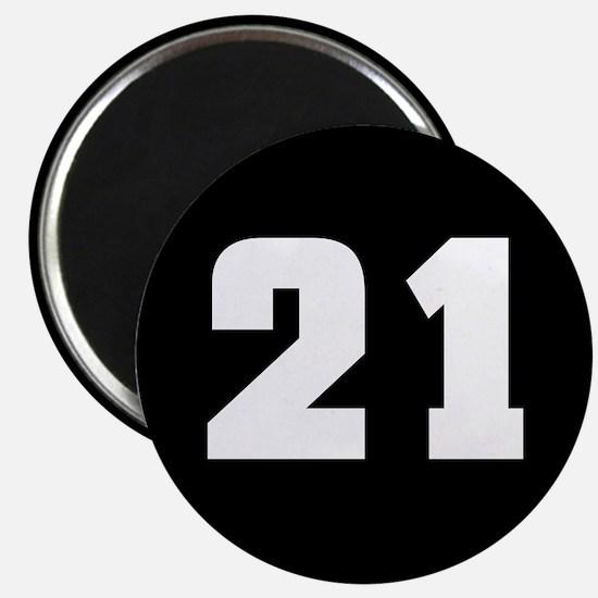 21 (in memory of) Magnet