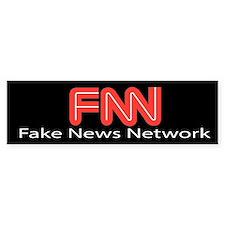 Fake News Network Sticker (Bumper)