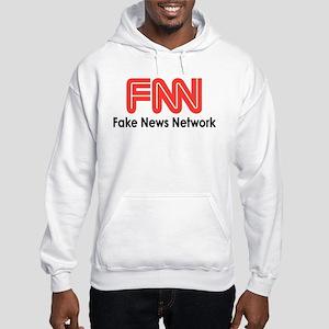 Fake News Network Hooded Sweatshirt