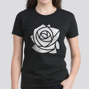 Kappa Delta Chi Rose Women's Dark T-Shirt