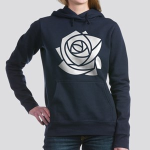 Kappa Delta Chi Rose Women's Hooded Sweatshirt