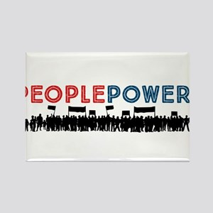 People Power! (resist) Magnets