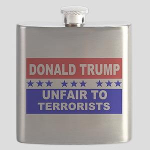 Unfair To Terrorists! Flask