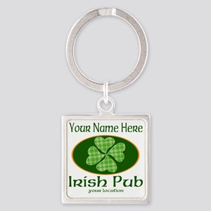 Irish Pub Keychains