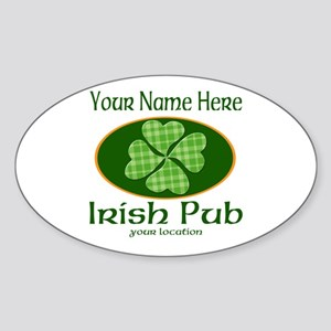 Irish Pub Sticker