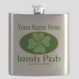 Irish Pub Flask