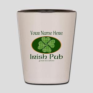 Irish Pub Shot Glass