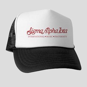 Sigma Alpha Iota Trucker Hat