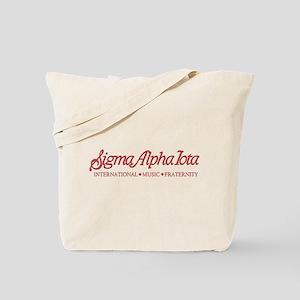 Sigma Alpha Iota Tote Bag