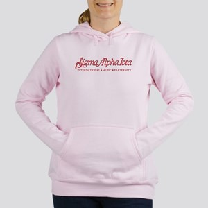 Sigma Alpha Iota Women's Hooded Sweatshirt
