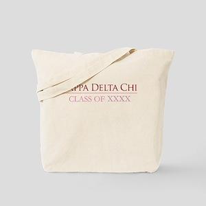 Kappa Delta Chi Class Tote Bag