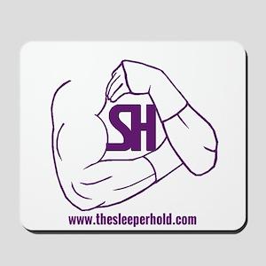 new logo 2 Mousepad