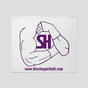 new logo 2 Throw Blanket