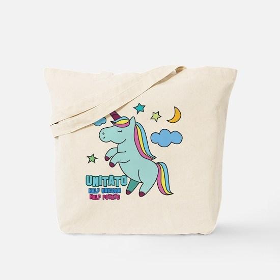 Unique Potatos Tote Bag