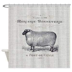 Farm Shower Curtains