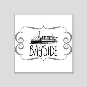 Bayside Sticker