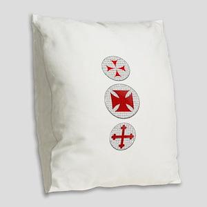 HONOR Burlap Throw Pillow