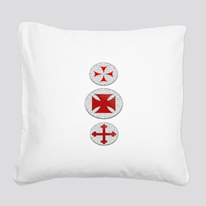 HONOR Square Canvas Pillow