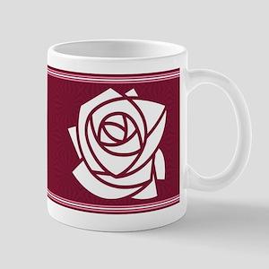 Delta Kappa Chi Rose Mug