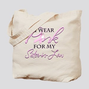 I Wear Pink For My Tote Bag
