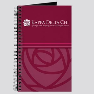 Kappa Delta Chi Logo Journal