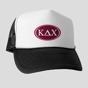 Kappa Delta Chi Letters Trucker Hat