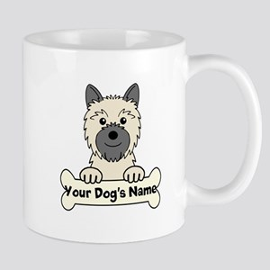 Personalized Cairn Terrier Mug