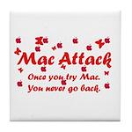 Mac Attack Tile Coaster