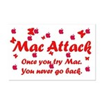 Mac Attack Mini Poster Print