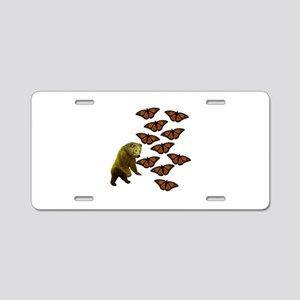 DISCOVERY Aluminum License Plate