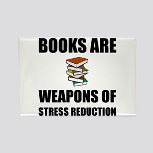Weapons of Stress Reduction Reading Magnets
