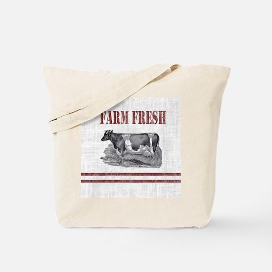 Cute Farm Tote Bag