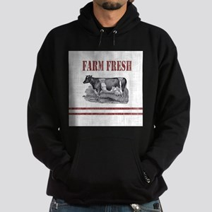 Country Chic Cow Farmhouse Sweatshirt