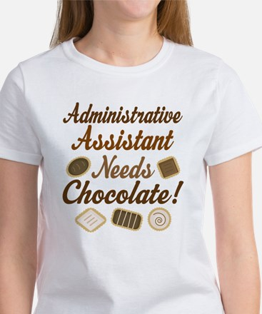 administrative assistant Women's T-Shirt