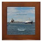 Capt Henry Jackman Framed Tile
