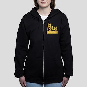 Alpha Omega Epsilon Big Women's Zip Hoodie