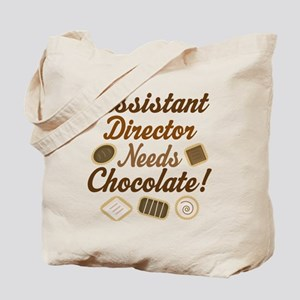 assistant director Tote Bag