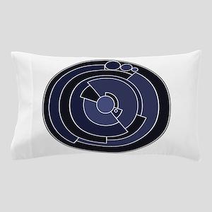 Crop Circle PI Pillow Case