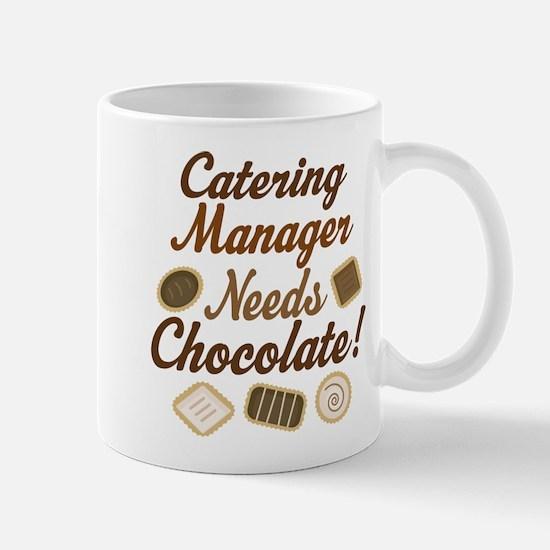 catering manager Mug