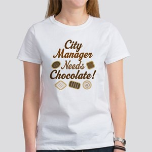city manager Women's T-Shirt