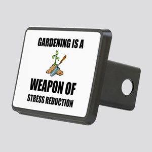 Weapon of Stress Reduction Gardening Hitch Cover