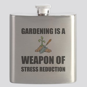 Weapon of Stress Reduction Gardening Flask