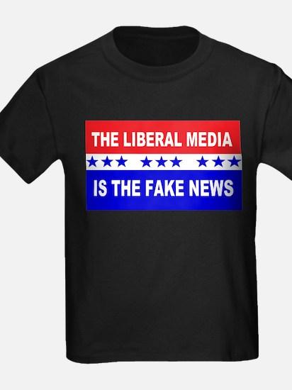 Liberal Fake News T