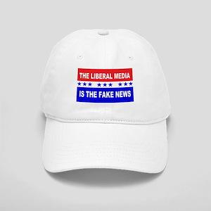 Liberal Fake News Cap