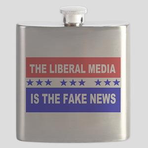 Liberal Fake News Flask
